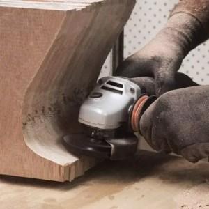 ARBORTECH Turbo Plane 100 mm Tungsten Carbide Wood Carving Disc