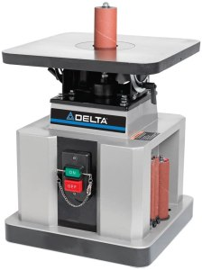 Delta Woodworking 31-483 Heavy-Duty Oscillating Bench Spindle Sander