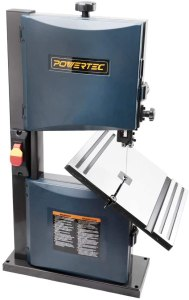 POWERTEC BS900 9 Inch Benchtop Bandsaw