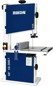 Rikon 10-3061 10 Inch Deluxe Bandsaw