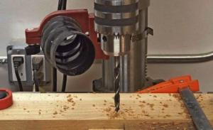 How to Use a Drill Press for Woodworking