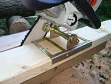 Haddon Lumbermaker Chainsaw Mil