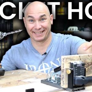 A Better Pocket Hole Jig with a LIFETIME Warranty!