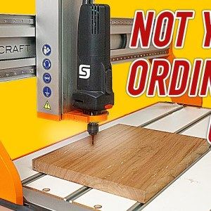 This new CNC can do things others can't! Check out the amazing Stepcraft M-Series!