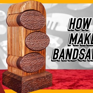 How to Make a Bandsaw Box In a New Creative Way | Easy Woodworking Project