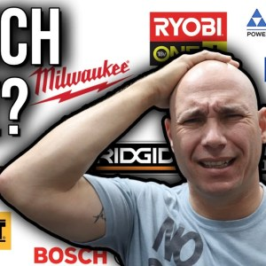 Which Tool Brand Should YOU Choose? Which Tool Brands Are the BEST?
