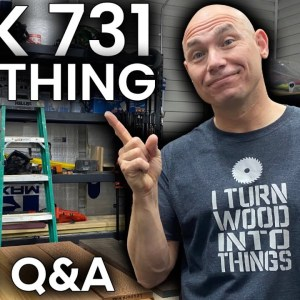 Ask a Woodworker & YouTuber Anything - Q&A