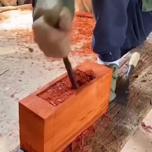 how to make WoodWorking project at home