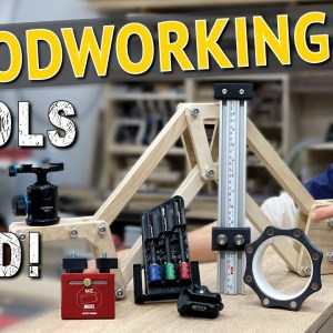 Woodworking Tools You Need // Woodworking Tools You've Never Heard Of