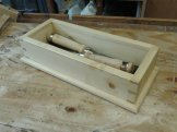 Dovetail Box by Jon Place