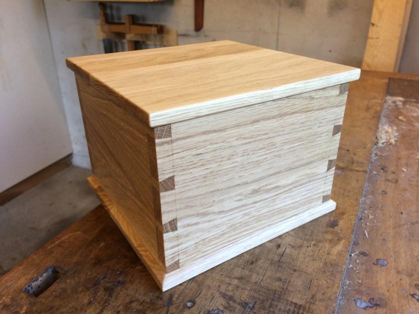 Dovetail Box by Martin Lehrmann