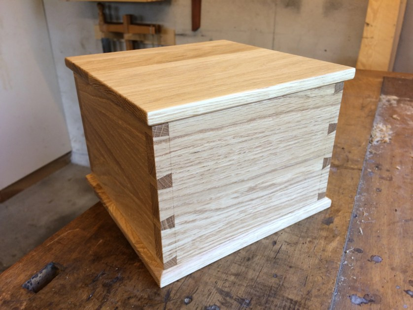 Dovetail Box by Martin Lehrmann