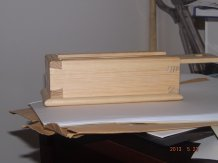 Dovetail Box by david o'sullivan