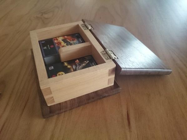 Dovetail Box by Johan Basson