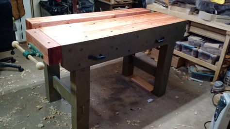 Workbench by Justin Deurmyer