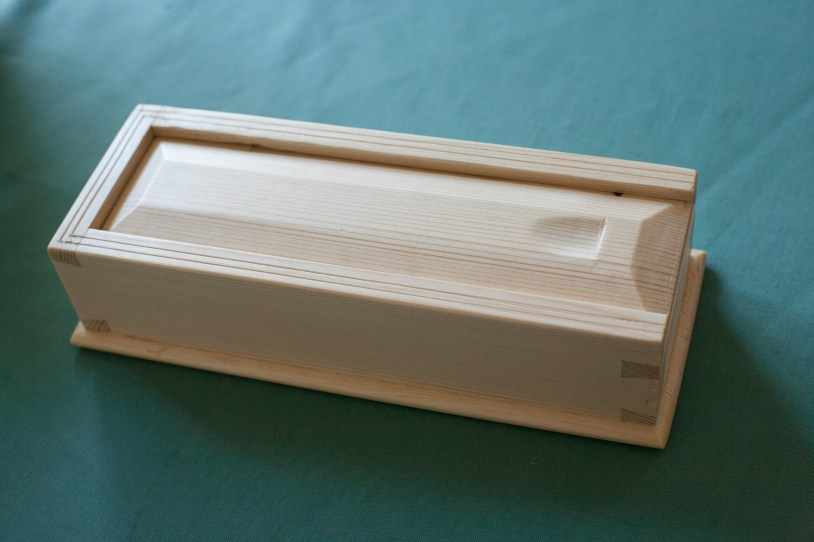 Dovetail Box by btyreman