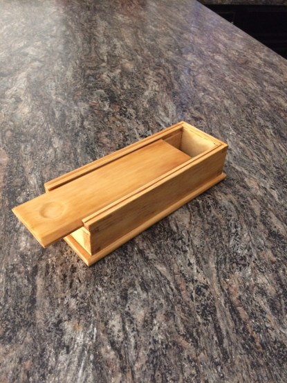 Dovetail Box by rlennon