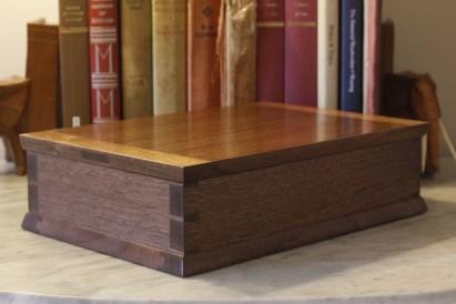 Dovetail Box by Matthew Kerr