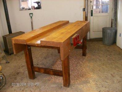 Workbench by j.calnan