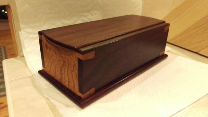 Dovetail Box by aspirinab9