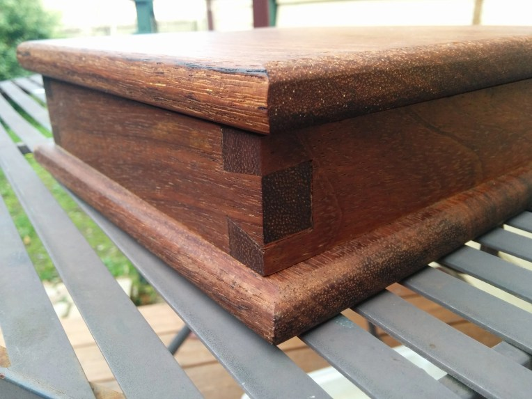 Dovetail Box by Andii
