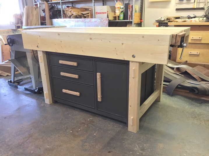 Workbench by Jesse McKee