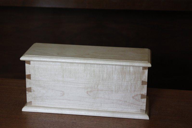 Dovetail Box by presrevkerr