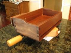 Nate's Music Stand Box by Tom Benim
