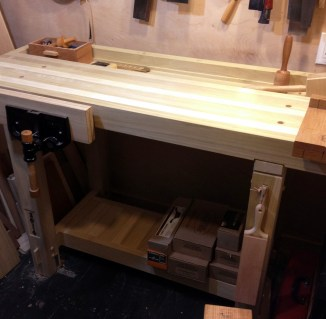 Workbench by Orestes Valella