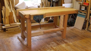 Workbench by Ian Lambert