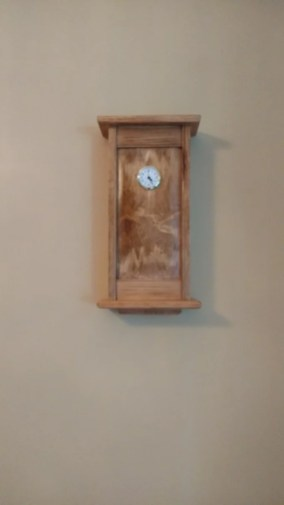 Wallclock by Anthony Rich