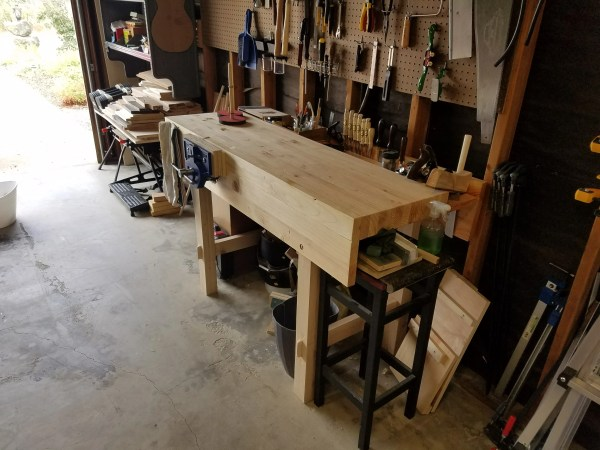 Workbench by Kyle P.