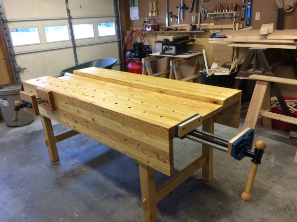 Workbench by christo826