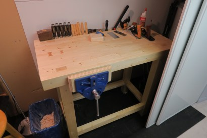Workbench by rickyli647