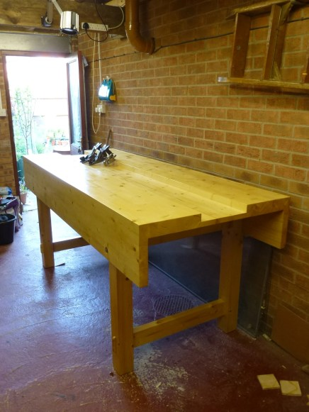 Workbench by Matthew Chapman