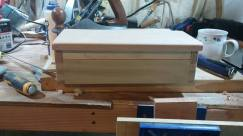 Dovetail Box by bobyeager