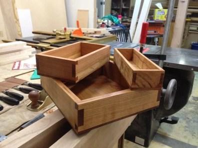 Dovetail Boxes by Eric Kimes