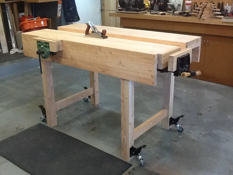 Workbench by Mark Seay