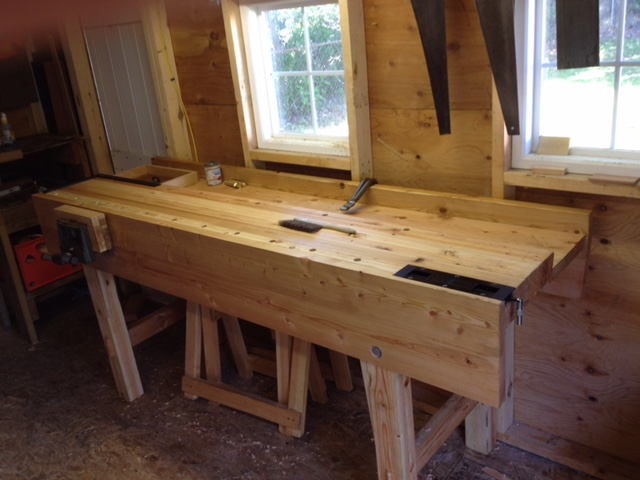 Workbench by George Micklus