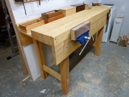 Workbench by Dave Robbie
