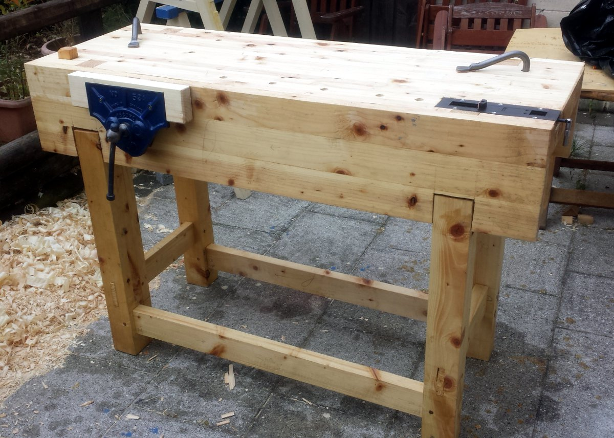 Workbench by markdennehy