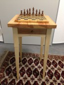 Chess Table by Ronen Levi