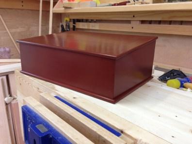 Lap Desk by Greg Merritt