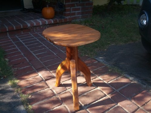 Small yard table by mikeprutz