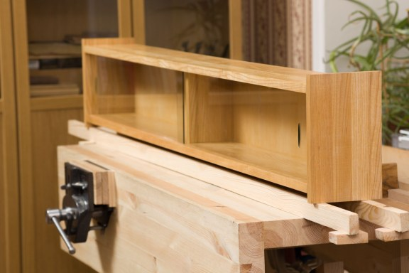 Bookshelf by Misha