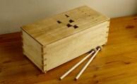 Log Drum by Ian Lambert