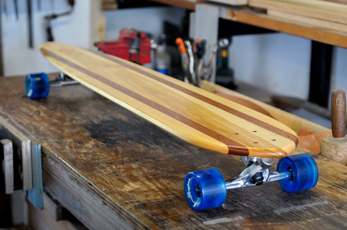 Long Board by John Moore