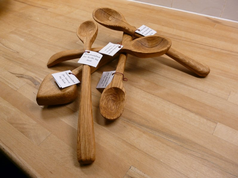 Spoons for gifts by nljs