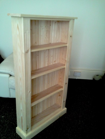 DVD Storage Cabinet by Ken Haygarth