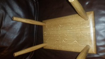 Foot stool by rotaryw